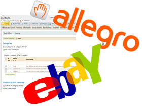 Integration with Allegro and eBay